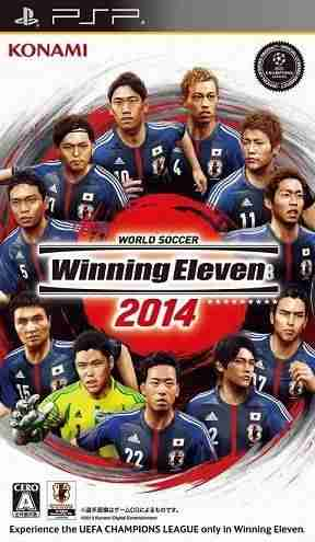 Descargar World Soccer Winnin Eleven 2014 [JAP][SUPER RIP][PATCH TODOS CFW][Bixu] por Torrent